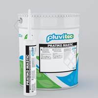 Pratiko Mastic, bituminous mastic for repairs, sealing and joins