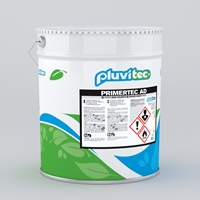 Primertec AD, bituminous pure solvent based primer for heat activated and self-adhesive membranes or cold bond systems