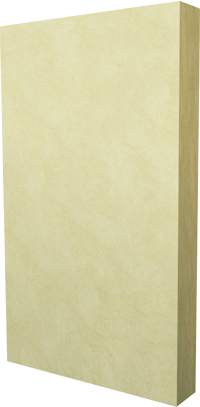 PUR VV SATURATED, insulation panels with saturated fiberglass finish